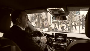 Safe Personal Driver in Paris